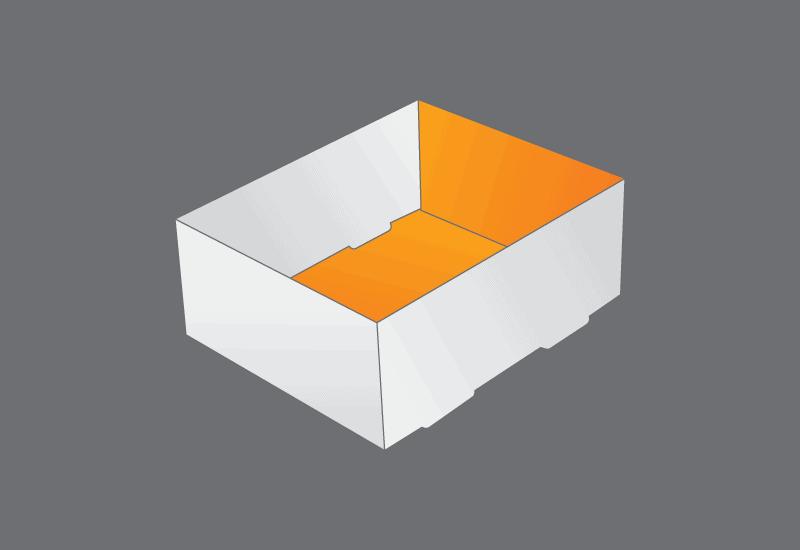 Foot Lock Tray Design
