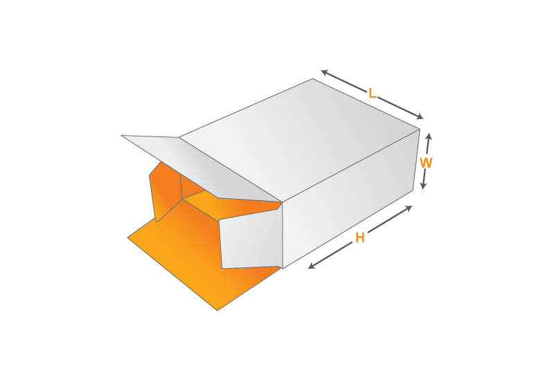 seal end box template