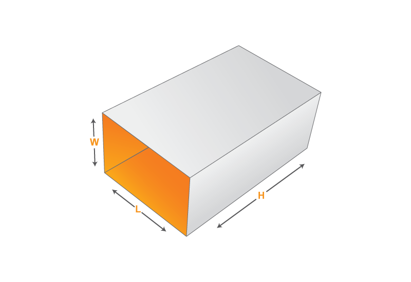 sleeve box template