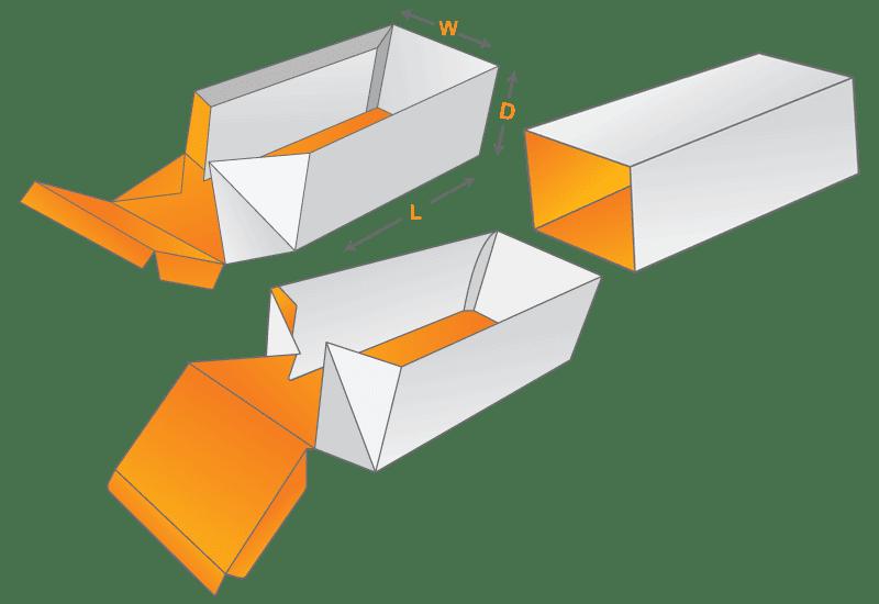 Sleeve Box and Tray