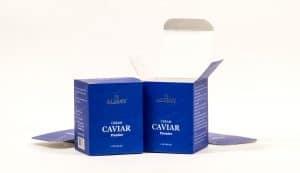 cosmetic cream boxes