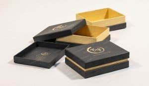 telescopic jewelry boxes