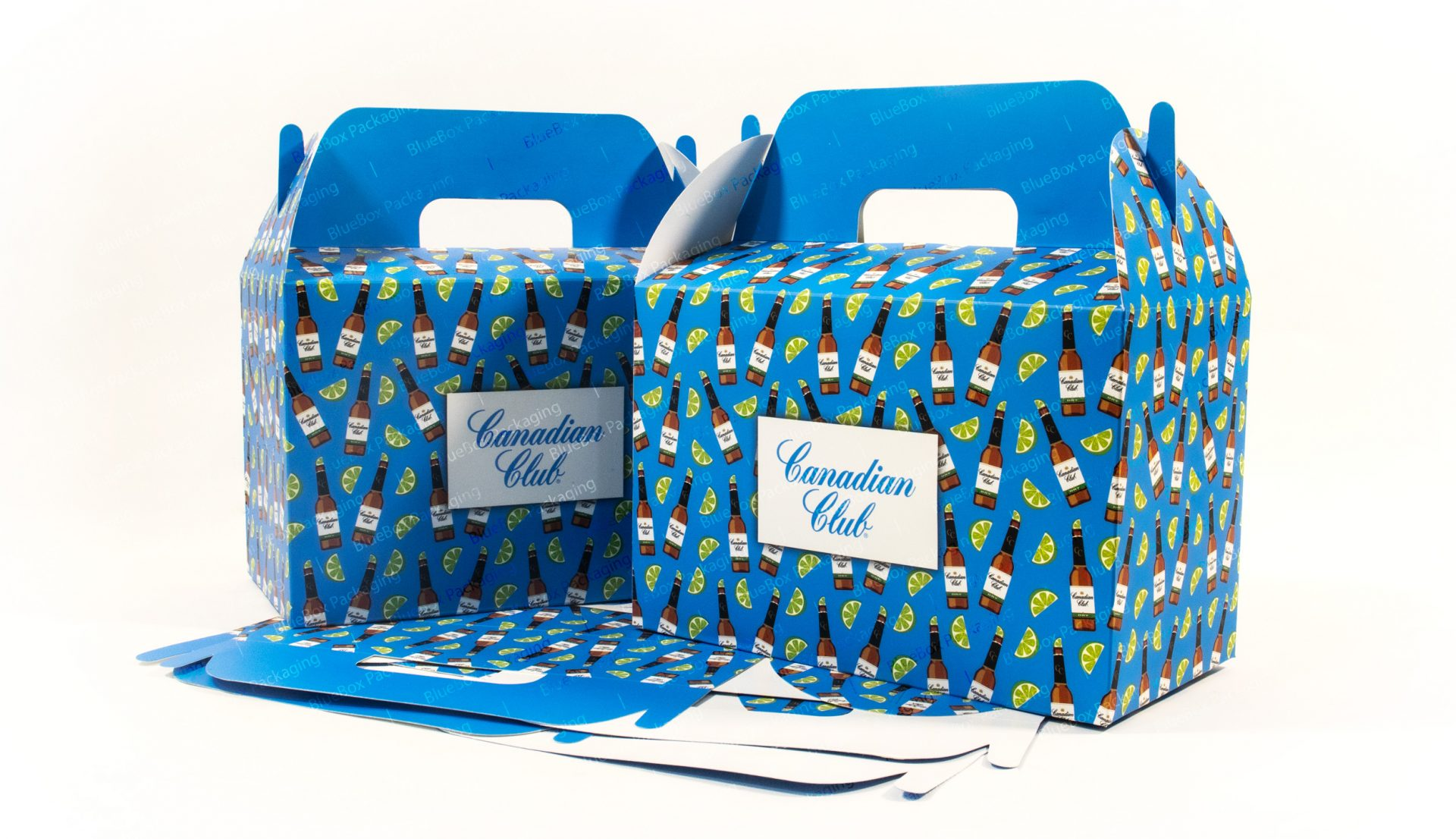 cardboard gable boxes