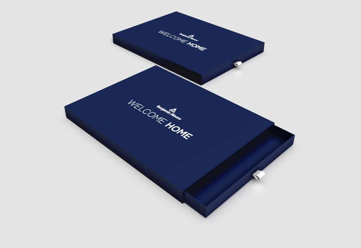Custom-Rigid-Drawer-Boxes-Benjamin-Moore-blue