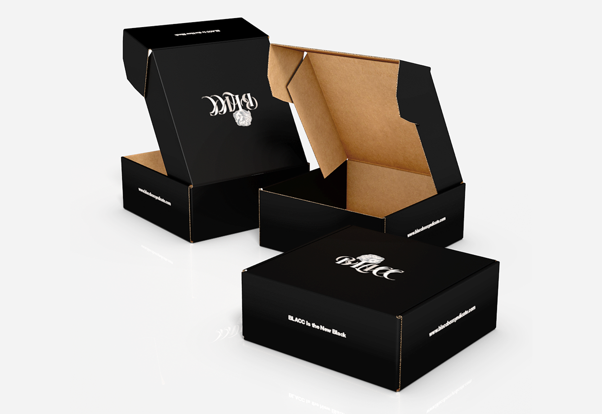 Mailer Boxes | Printed Mailer Boxes - Blue Box Packaging