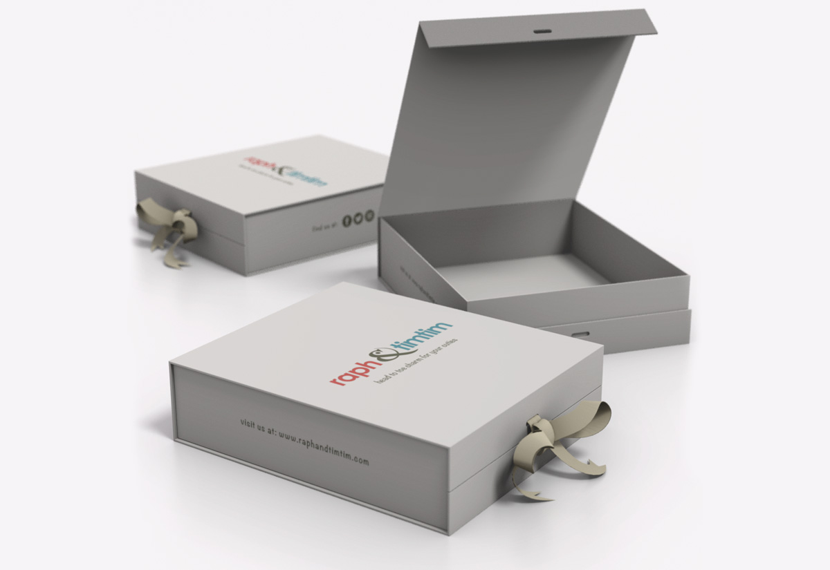 Custom Magnetic Closure Boxes Manufacture