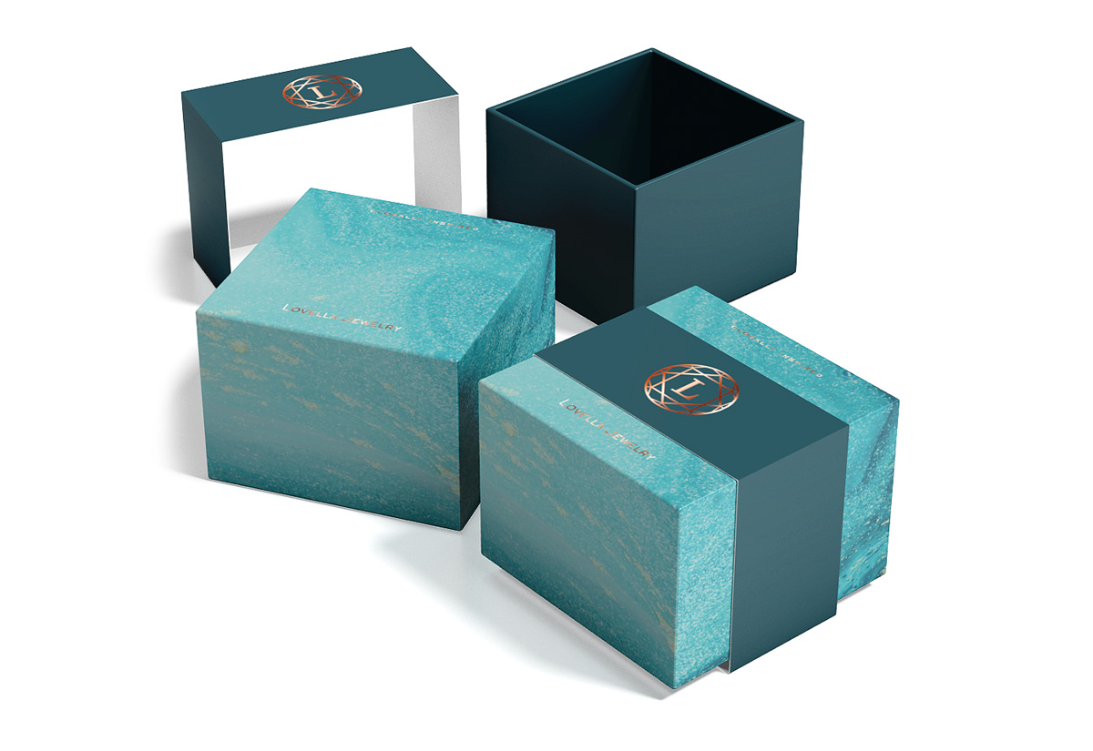 Custom Jewelry Boxes | Rigid Boxes | Ruby Taglight LDN