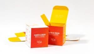 cardbaord skincare boxes