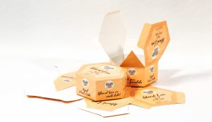 hexagon food boxes