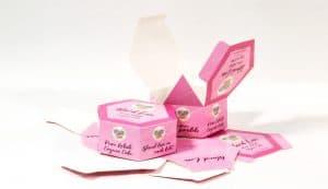 hexagon food packaging