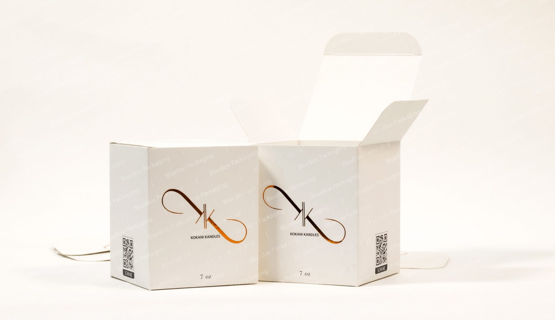 custom metalized boxes
