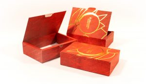 metalized cookie boxes