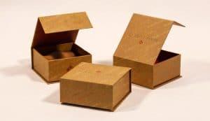 kraft jewelry box