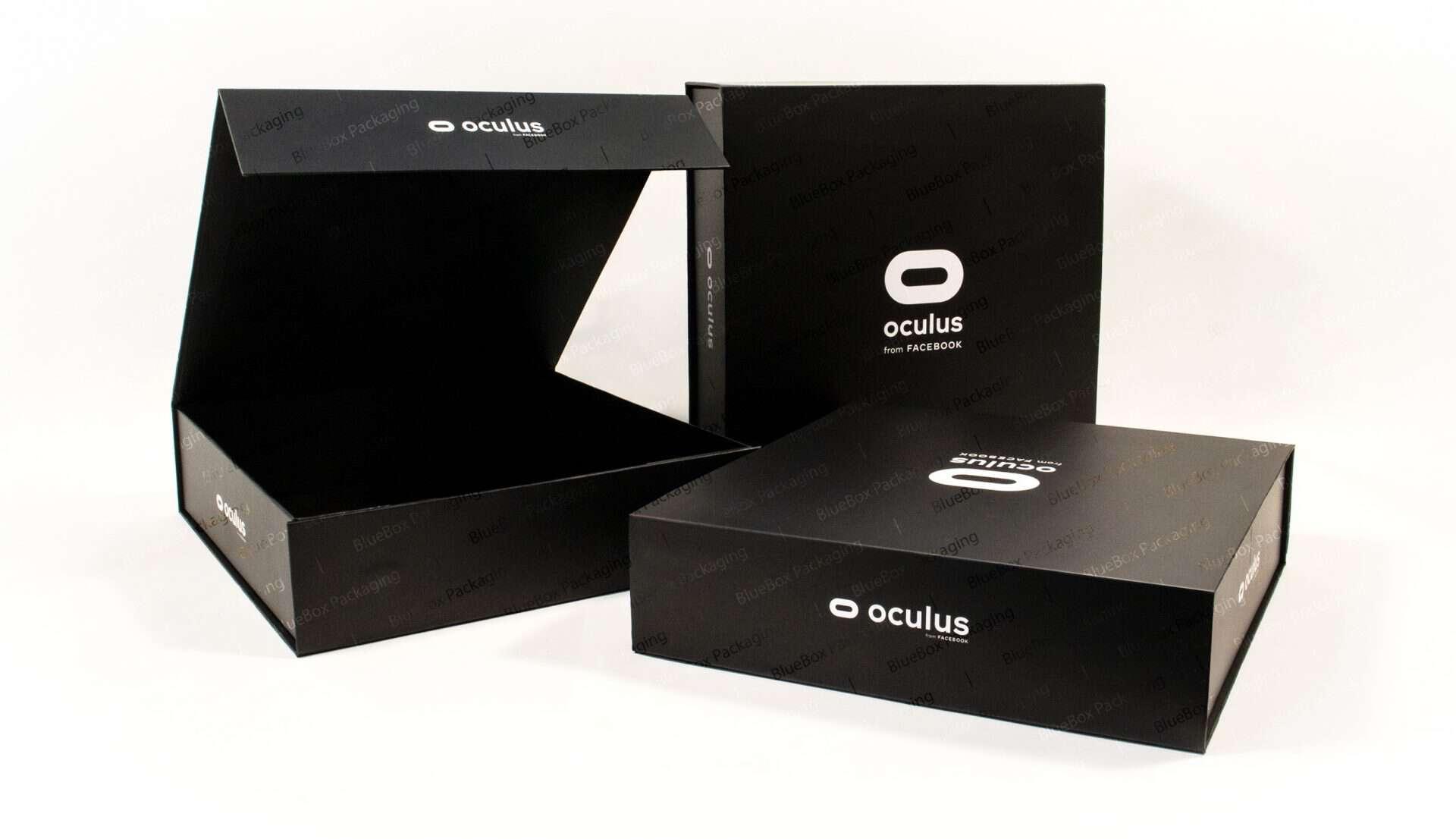 rigid box packaging wholesale