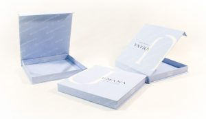 front magnet rigid packaging