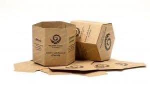 hexagon packaging wholesale