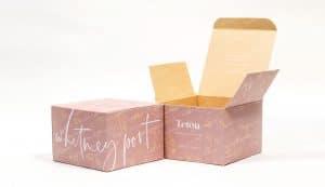 cardboard tuck top boxes