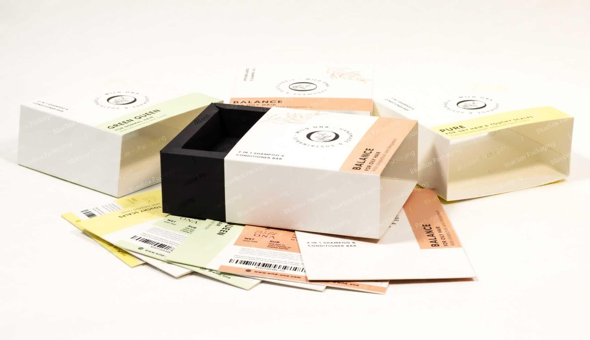 cusotm printed sleeve boxes