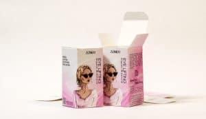 cosmetic box pacakging