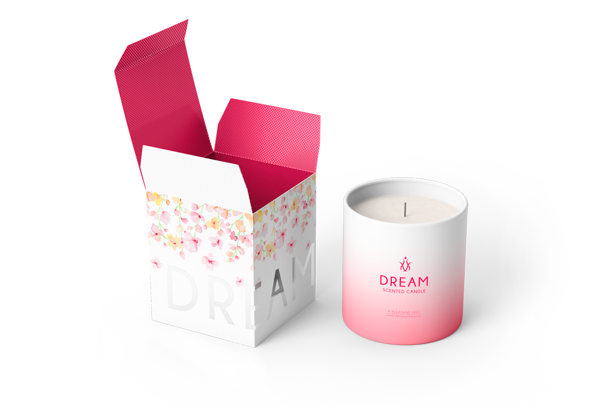 wholesale candle packaging