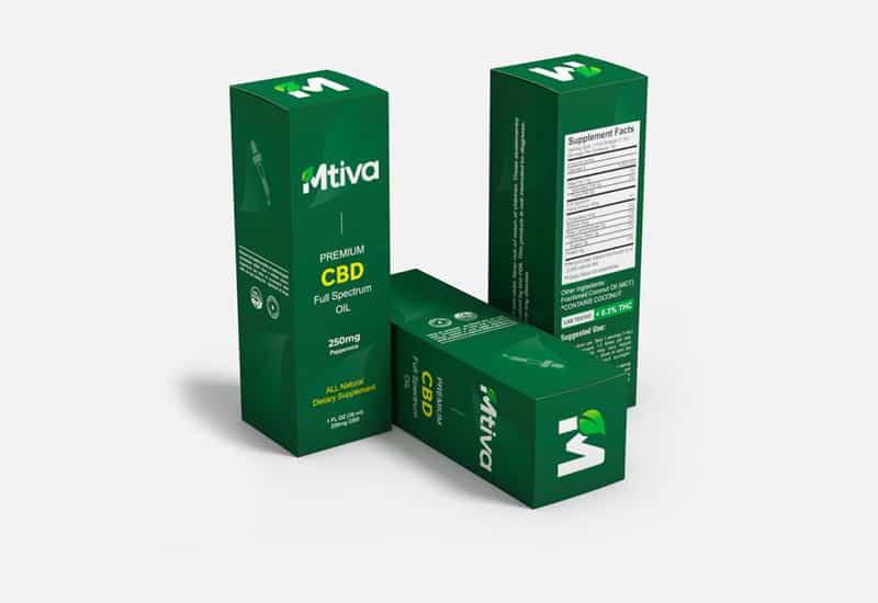 Custom CBD Oil Boxes
