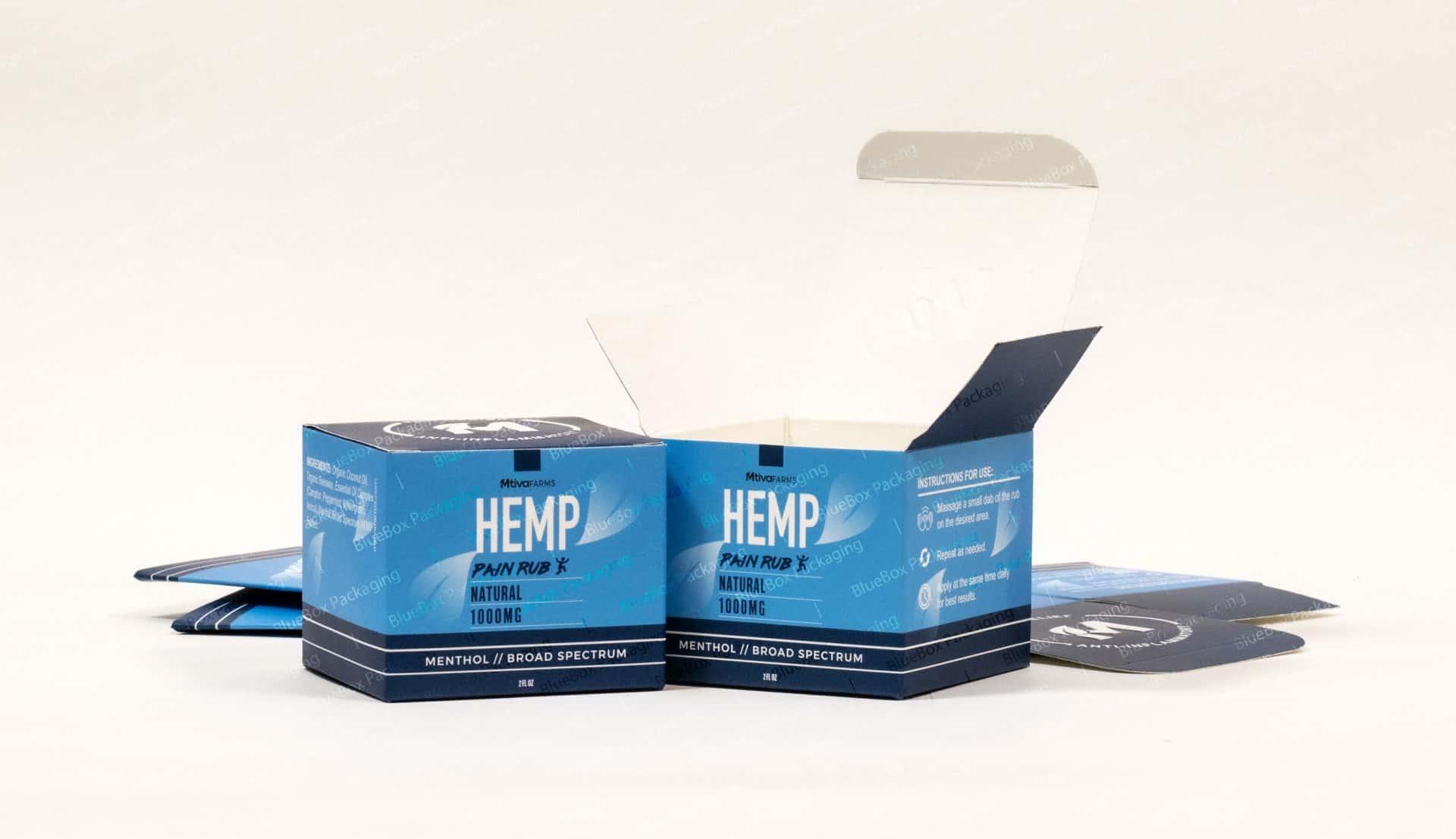 hemp boxes