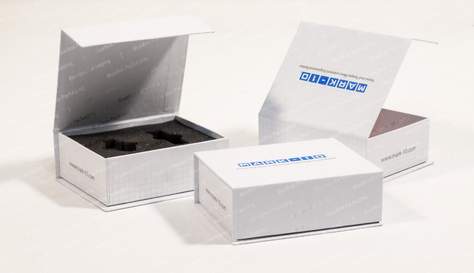 magnetic closure boxes