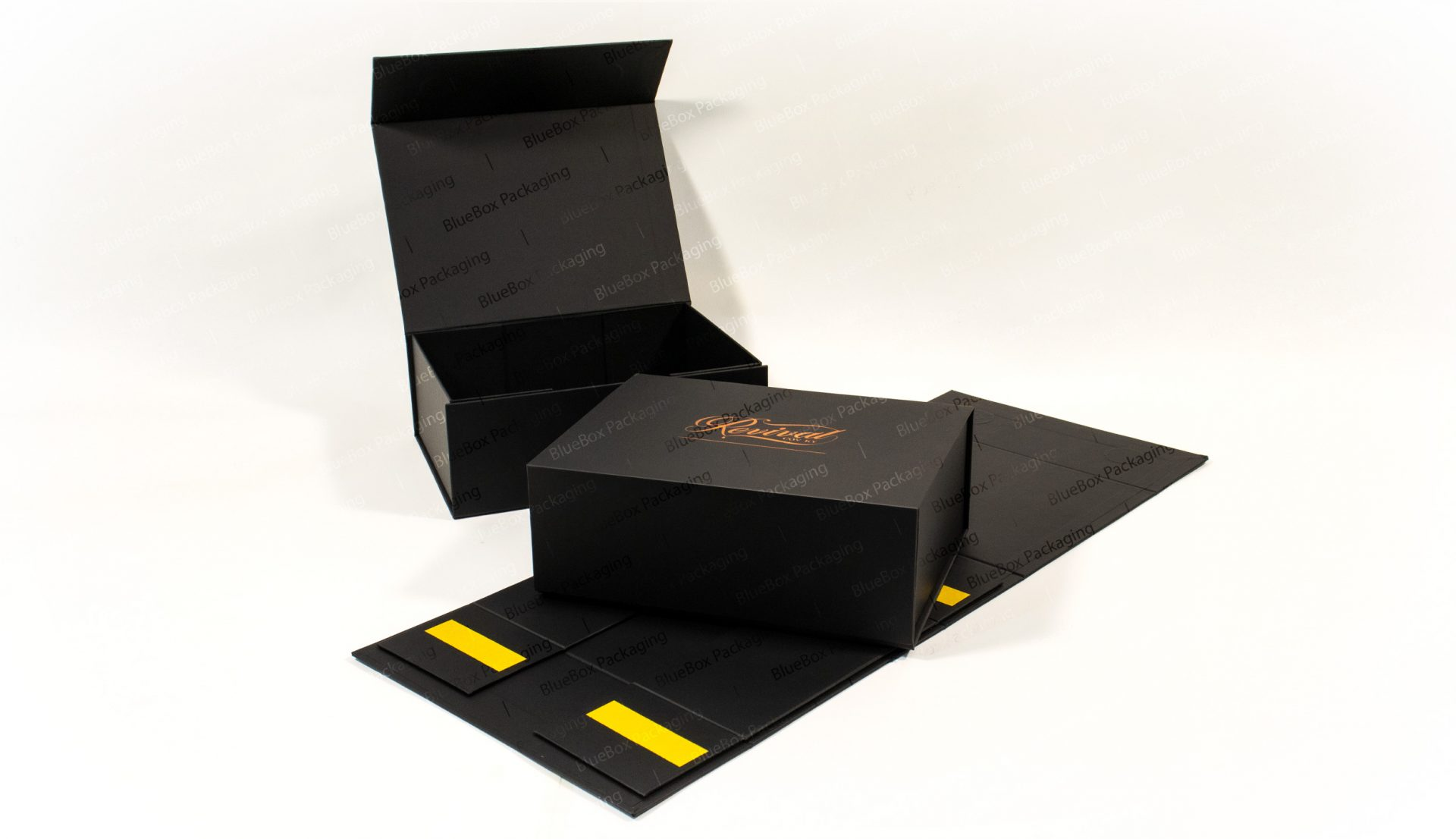 collapsible luxury packaging