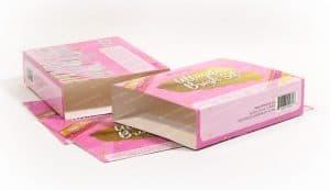 sliding box packaging