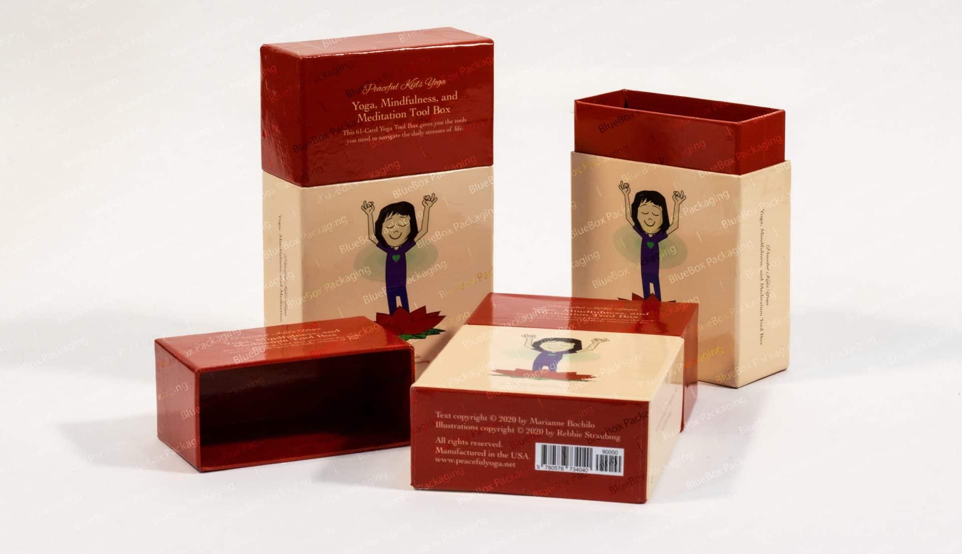 custom game boxes
