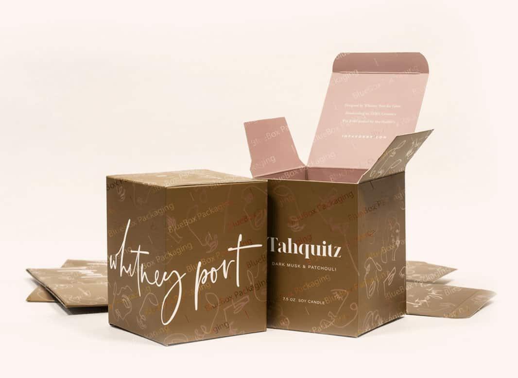 printed cardboard packaging